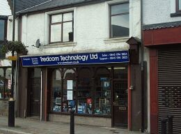 Tredcom Technology Ltd